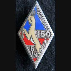 150° régiment d'infanterie mécanisé Drago Paris G. 460 émail