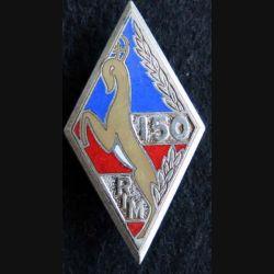 150° régiment d'infanterie mécanisé Drago Paris émail
