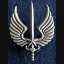 Brevet  d'Aéromobilité du 1° régiment d'infanterie  Boussemart
