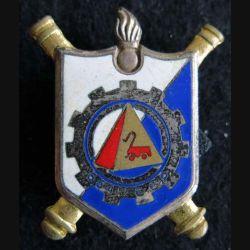 664° compagnie de gestion de parc Drago Paris G. 1523 émail un boléro