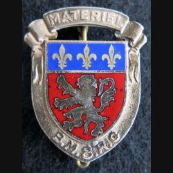 8° bataillon du Matériel de réserve générale Drago Olivier Métra en émail