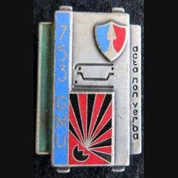753° groupement de munitions Drago G. 2624 émail