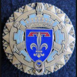 9° bataillon du Matériel de réserve générale  Drago Paris G. 1169 en émail