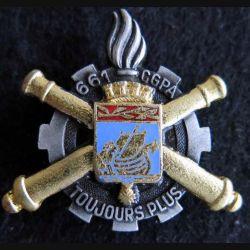70° compagnie de réparation divisionnaire de fabrication Drago Paris G. 1468 en émail
