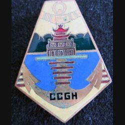 Compagnie coloniale de garnison HANOÏ Drago Olivier Métra