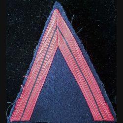 galon rouge de caporal de la gendarmerie