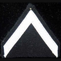 galon argenté de sergent appelé