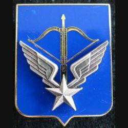 DETALAT COS : insigne du détachement de l'aviation légère de l'armée de terre du COS de fabrication Balme G. 4453