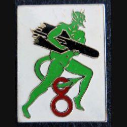 8° RPIMA : section ENTAC du 8° régiment parachutiste d'infanterie de marine de fabrication Drago