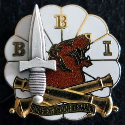 35° RAP : batterie de base et d'instruction 35° régiment d'artillerie parachutiste Boussemart