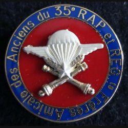 35° RAP : amicale des anciens du 35° régiment d'artillerie parachutiste Boussemart
