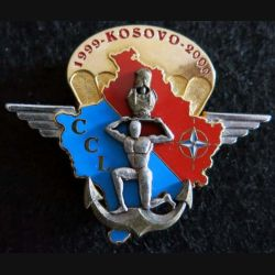 17° RGP : CCL 17° régiment du génie parachutiste Kosovo 1999-2000 LR Paris N° 407