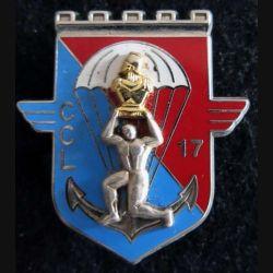 17° RGP : Compagnie  commandement logistique 17° régiment du génie parachutiste Boussemart N° 100