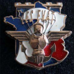 17° RGP : insigne métallique des EVAT du 17°régiment de Génie parachutiste