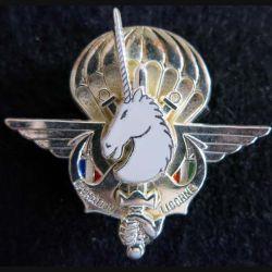 LICORNE :  insigne métallique de l'opération LICORNE République de Côte d'Ivoire Y.Boussemart prestige