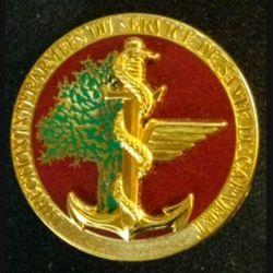 SANTE : insigne de la direction interarmées du service de santé du Cap vert Boussemart G. 4797
