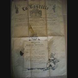 LA BASTILLE DU 1°FEVRIER 1908 (C90)