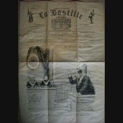 LA BASTILLE DU 8 FEVRIER 1908