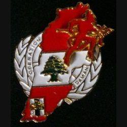 152° RI : 152° régiment d'infanterie opération DAMAN III au Liban de fabrication locale