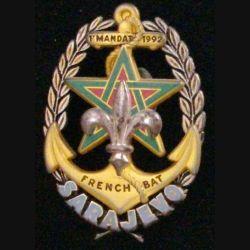RICM : RÉGIMENT D'INFANTERIE CHARS DE MARINE FRENCHBATT 1992 (190)