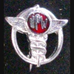 PIN'S DE L'U.P.W DIAMÈTRE 1,6 cm (L23)