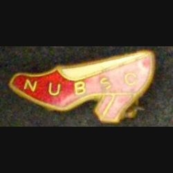 insigne anglais de type broche du NATIONAL UNION BOOT AND SHOE OPERATIVES en émail  (L 24)
