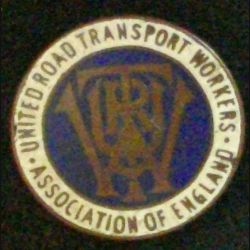 INSIGNE UNITED ROAD TRANSPORT WORKERS-ASSOC° OF ENGLAND (L25)