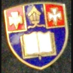 PIN'S ANGLAIS de lecteur de la liturgie en émail et de largeur 1,4 cm (L23)