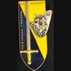 PROMOTION EOR COET : S/LIEUTENANT MAQUET (BADUEL D'OUSTRAC) (L52)