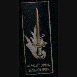 PROMOTION EMCTA : INTENDANT GÉNÉRAL SABOURIN (L20)