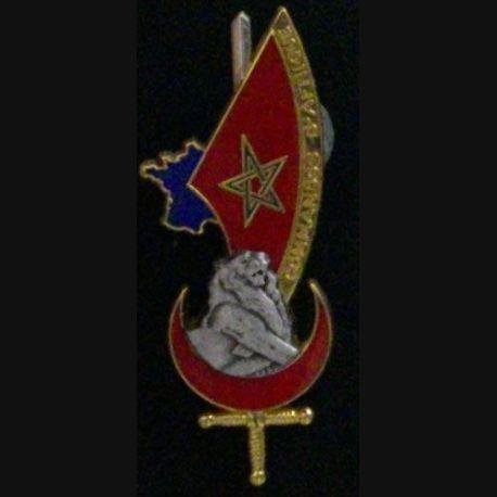 PROMOTION ESM 3° BATAILLON : Commandos d'Afrique de fabrication Balme G. 4235
