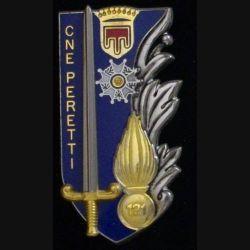 PROMOTION OAEA-OAES : insigne de promotion Cne Peretti de fabrication Balme G. 3921 (L21)