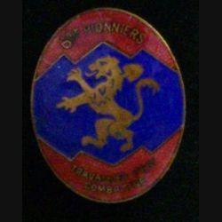 6° RP : 6° régiment de pionniers TRAVAILLER C'EST COMBATTRE (L2)