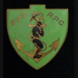 622° RPC : 622° RÉGIMENT DE PIONNIERS COLONIAUX Duseaux (L2)