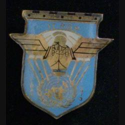 17° RGP 1° CIE LIBAN : 17°RÉGIMENT DU GÉNIE PARA 1°CIE LIBAN 1978 (PLASTIFIÉ) (L 31)