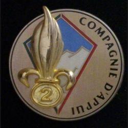 2° REG : 2° compagnie d'appui du 2° régiment étranger du génie numéroté 300 (L 30)