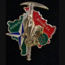 2° REG : 2° régiment étranger du génie BATGEN 5-6 SEM KOSOVO SHELI (L 30)