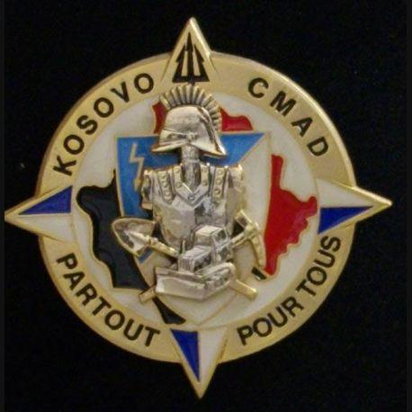 2° RG : 2° RÉGIMENT DU GÉNIE KOSOVO CMAD PARTOUT POUR TOUS (L34)
