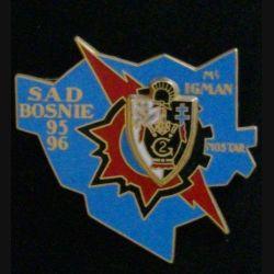 2° RG : 2° RÉGIMENT DU GÉNIE SAD BOSNIE 95-96 MOSTAR MONT IGMAN Ballard (L34)