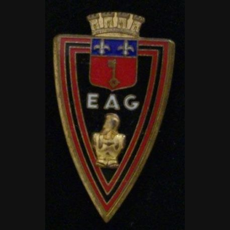 EAG : ÉCOLE D'APPLICATION DU GÉNIE (FRAISSE 250) (L40)