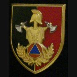 GÉNIE SC : Commandement DES FORMATIONS MILITAIRES DE LA SÉCURITÉ CIVILE Balme G. 4277 (L40)