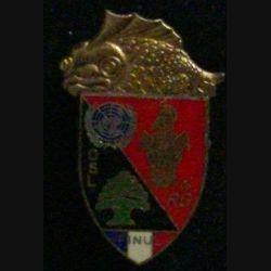 4° RG : 4° régiment du génie FINUL 420°DSL 13°MANDAT Delsart (L 35)