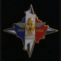 17° RGP BATGEN KOSOVO : 17° RÉGT DU GÉNIE PARA BATGEN KOSOVO 1999-2000 N°975 (L32)