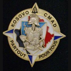 31° RG : 31° RÉGIMENT DU GÉNIE KOSOVO CMAD PARTOUT POUR TOUS (L39)
