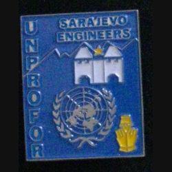 GÉNIE : SARAJEVO ENGINEERS PTT BUILDING UNPROFOR (L41)
