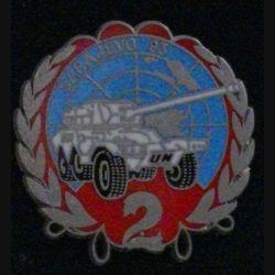 1° RHP : 1° RÉGIMENT DE HUSSARDS PARA 2° ESCADRON SARAJEVO 1993