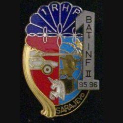 1° RHP : 1° RÉGIMENT DE HUSSARDS PARA 1°ESC BATINF II 1995-96