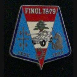 1° RHP : 1° RÉGIMENT DE HUSSARDS PARA 1° ESC FINUL 78-79