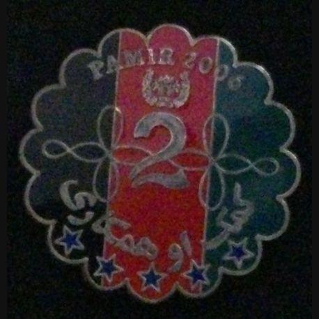 1° RHP : 1° RÉGIMENT DE HUSSARDS PARA 2°ESC PAMIR 2006 (GLF)