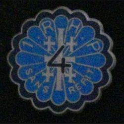 1° RHP : 1° RÉGIMENT DE HUSSARDS PARACHUTISTES 4°ESCADRON N°141